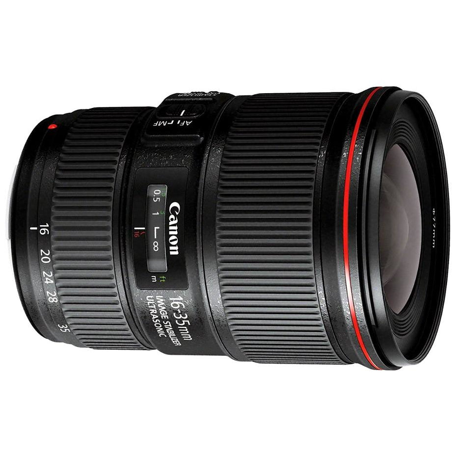 Canon EF 16-35mm f/4L IS USM Lens -  instashot