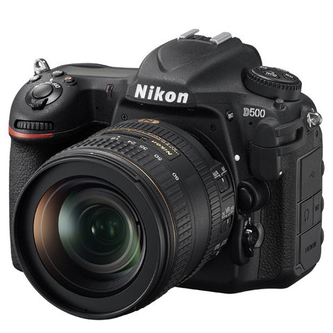 Nikon D500 DSLR Camera with Nikon AF-S DX NIKKOR 16-80mm f/2.8-4E ED VR Lens kit -  instashot