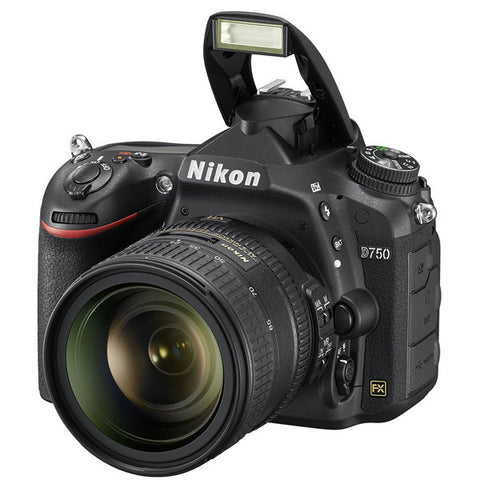 Nikon D750 DSLR Camera with Nikon AF-S NIKKOR 24-85mm f/3.5-4.5G ED VR Lens Kit -  instashot