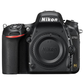 Nikon D750 DSLR Camera (Body Only) - instashot Camera Store