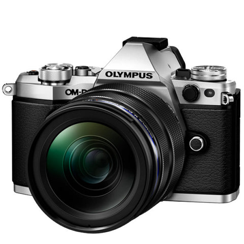 Olympus OM-D E-M5 Mark II with Olympus M. Zuiko Digital ED 12-40mm f/2.8 PRO Lens Kit - instashot Camera Store