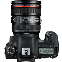 Canon EOS 6D Mark II with Canon EF 24-70mm f/4L IS USM Lens Kit -  instashot