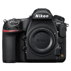 Nikon D850 DSLR Camera (Body Only) - instashot Camera Store