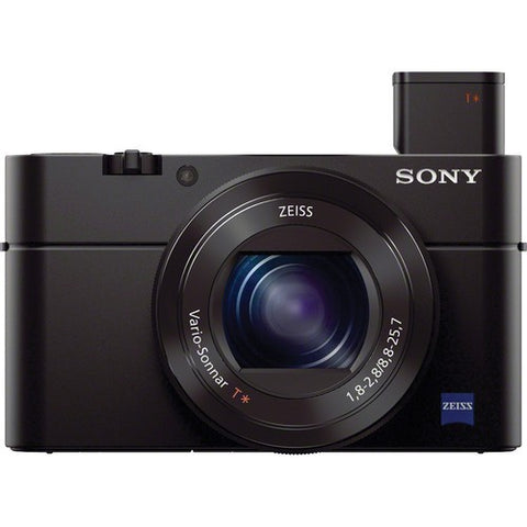 Sony Cyber-shot DSC-RX100 III Digital Camera -  instashot