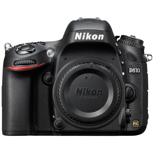 Nikon D610 DSLR Camera (Body Only) -  instashot