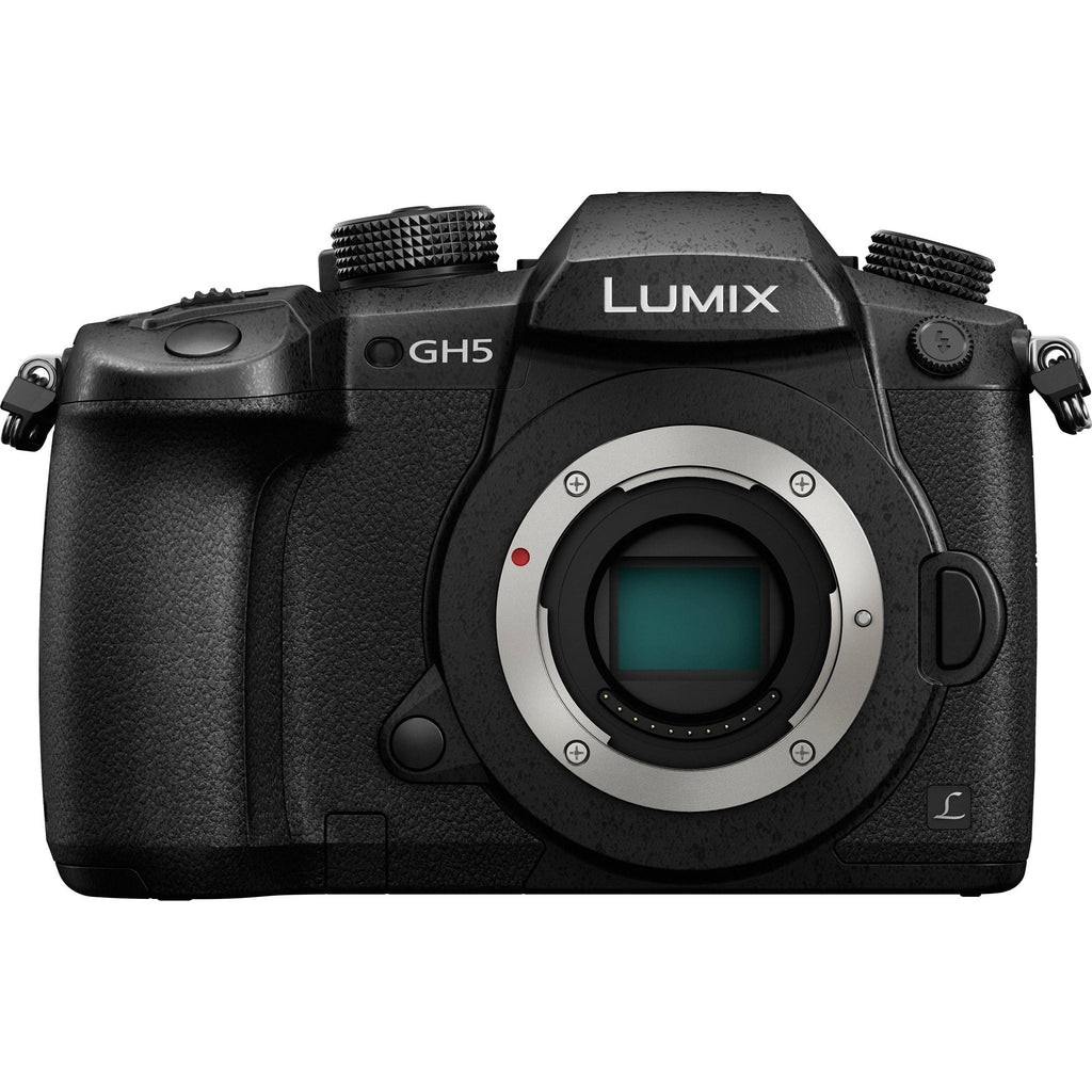 Panasonic Lumix DMC-GH5 Mirrorless Digital Camera (Body Only) -  instashot
