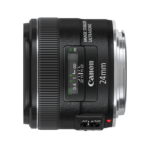 Canon EF 24mm f/2.8 IS USM Lens -  instashot