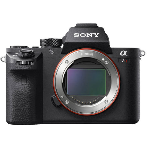 Sony Alpha a7R II 42MP 4K Fullframe PAL/NTSC Camera -  instashot