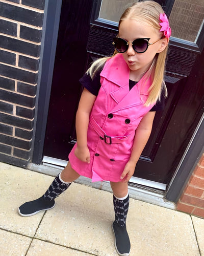 The Cher Jacket Dress-Dresses-Children-Clothing-Cutsie Bobbs