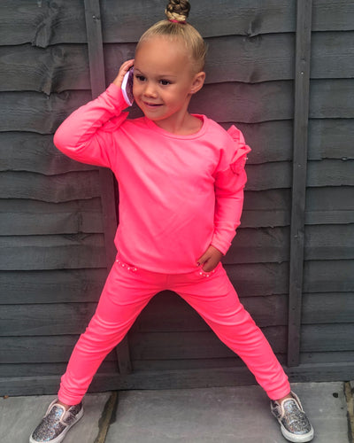 Cosy Bow Loungewear-Loungewear-Children-Clothing-Cutsie Bobbs