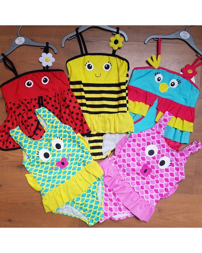 Animal Swimming Costumes-Costumes-Children-Clothing-Cutsie Bobbs