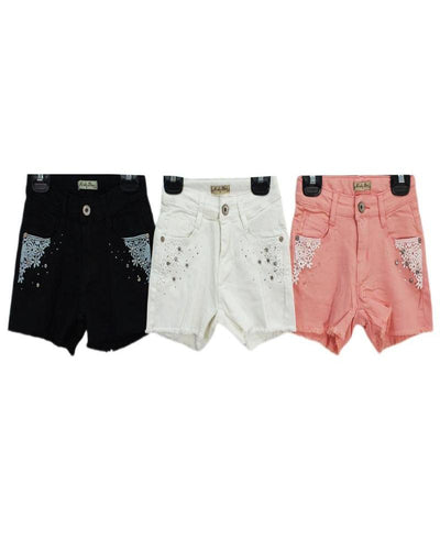 Denim Shorts-Shorts-Children-Clothing-Cutsie Bobbs