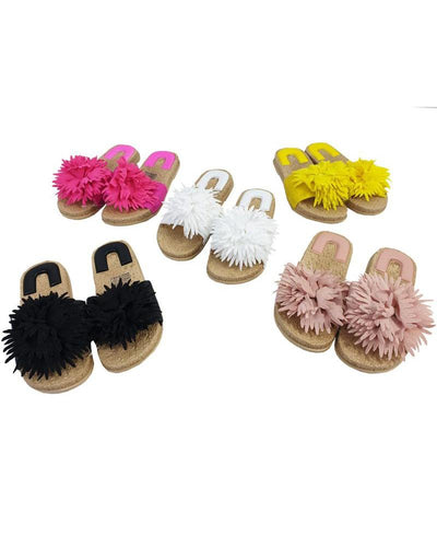 Flower Sliders-Sliders-Children-Clothing-Cutsie Bobbs