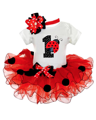 Ladybird Birthday Set-Birthday-Children-Clothing-Cutsie Bobbs
