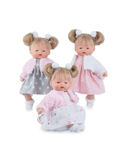 Spanish Dolls - Marina & Pau-Marina & Pau-Children-Clothing-Cutsie Bobbs