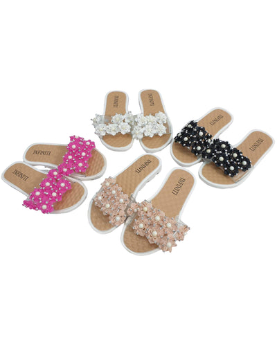 Pearl Sliders-Sliders-Children-Clothing-Cutsie Bobbs