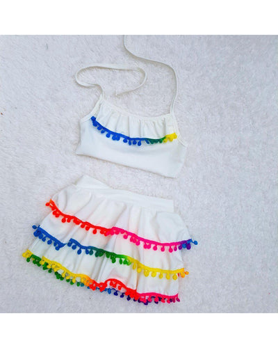 Rainbow Drop Bikini-Bikinis-Children-Clothing-Cutsie Bobbs