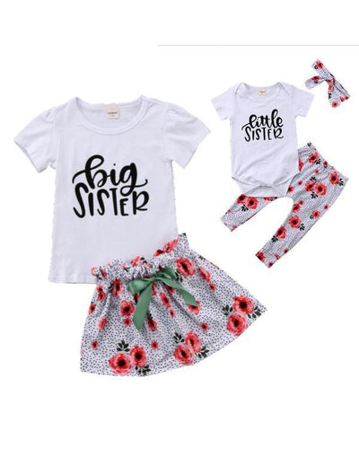 Sister Outfits-Sets-Children-Clothing-Cutsie Bobbs