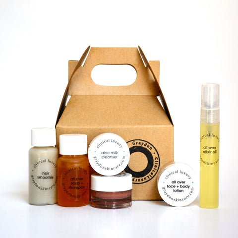 Graydon - Discovery Pack Graydon Body Care- Oma Wellness Store