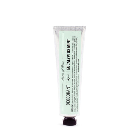 Leaves of Trees - Eucalyptus Mint Deodorant (37ml) Leaves of Trees Body Care- Oma Wellness Store