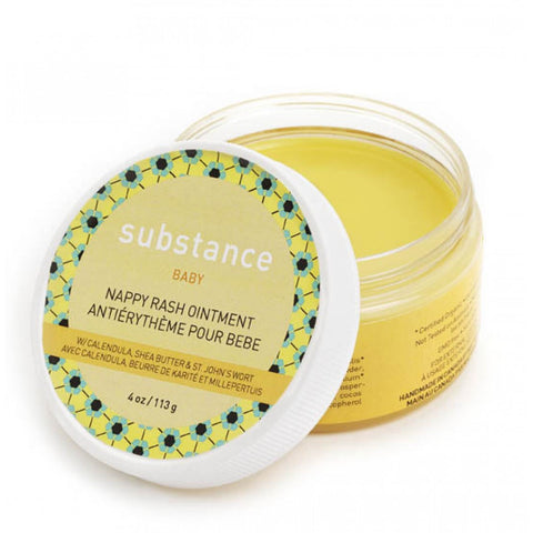 Substance Company - Nappy Rash Ointment (4oz)