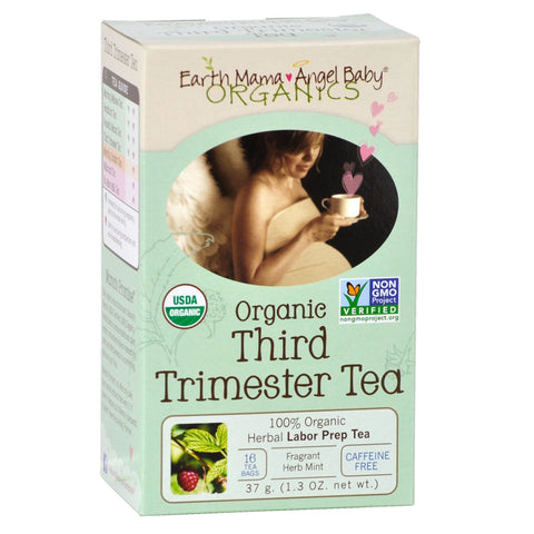 Earth Mama Angel Baby - Third Trimester Tea Earth Mama Angel Baby Mama- Oma Wellness Store