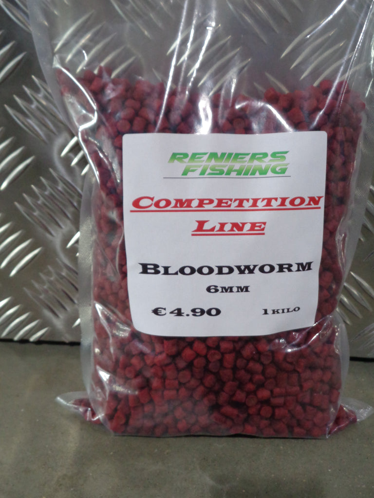 Competition Line - Bloodworm 4mm