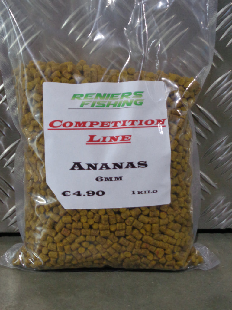 Competition Line - Ananas 4mm