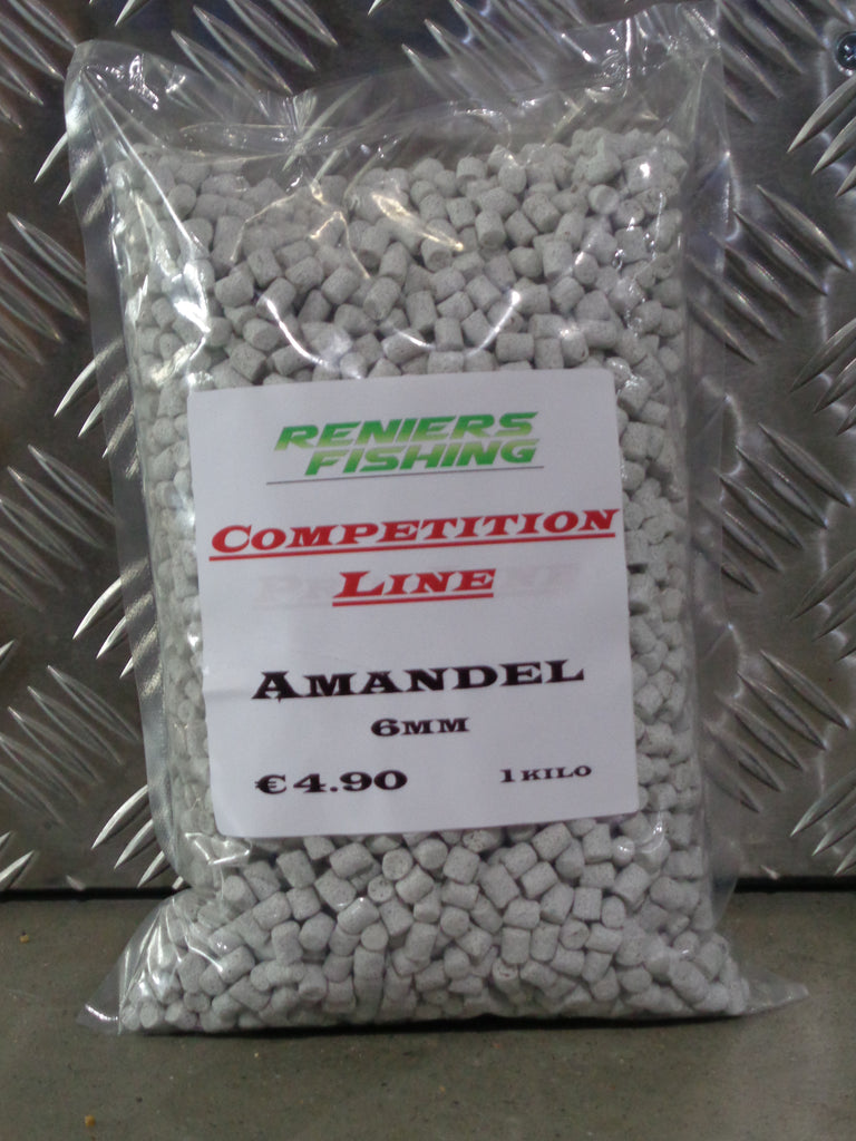 Competition Line - Amandel 6mm
