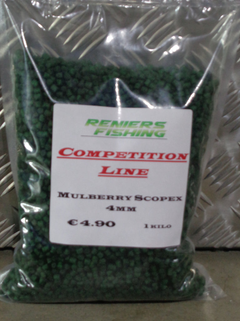 Competition Line - Mulberry Scopex 2mm
