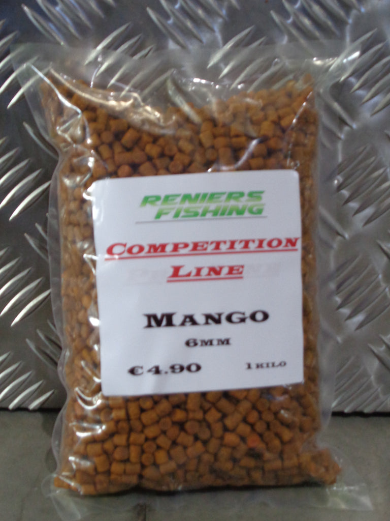 Competition Line - Mango 4mm