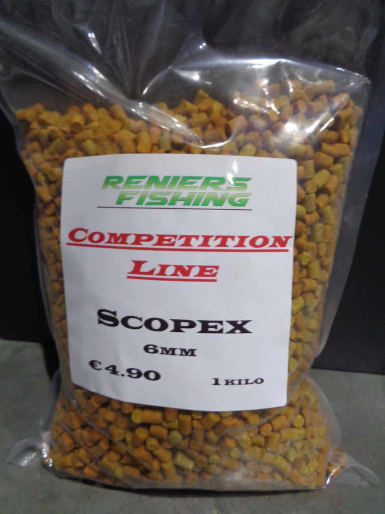 Competition Line - Scopex 6mm