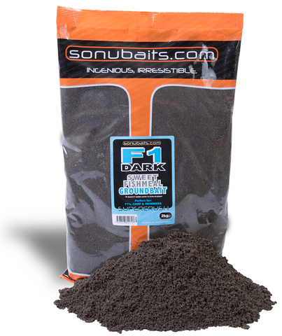 Sonubaits - F1 Dark groundbait