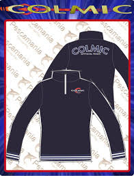 Colmic - Felpa universal Official Team (Xxlarge)