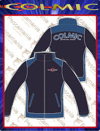 Colmic - Felpa Pile Official Team (large)
