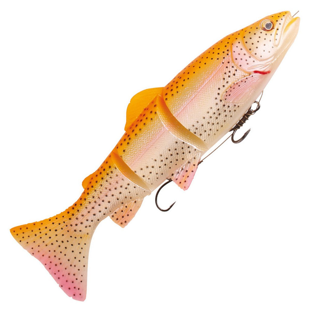 3D Line Thru Trout - Golden Albino Rainbow (20cm - 93gr)