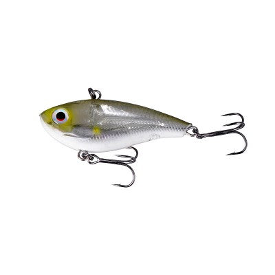TPE Soft Vibes 51 - Green Silver Fish (5cm - 10.5gr)