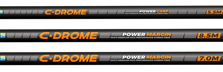 C-Drome Power Carp Pole 5.5m