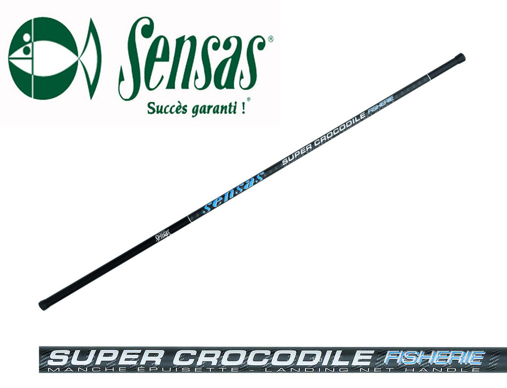 Sensas - Super Crocodile Fisherie - 2.7m