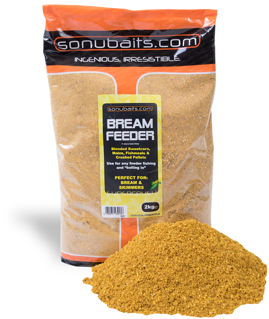 Sonubaits - Bream Feeder groundbait