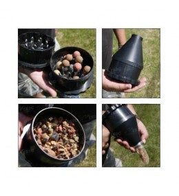 Prologic - Crush 'n Fill boilies and pellet crusher