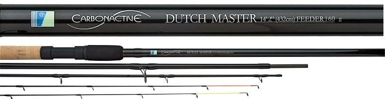"Preston - Dutch Master 12' 8"" Feeder 60gr"