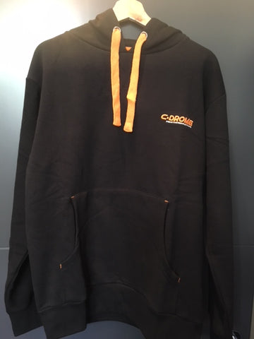Preston - C-Drome Black Hoodie XxLarge
