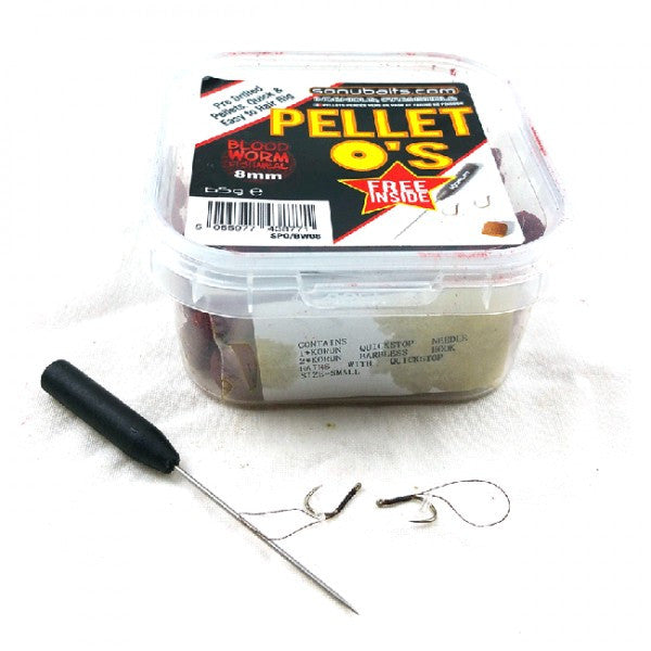 Sonubaits - Pellet O'S Bloodworm Fishmeal 8mm