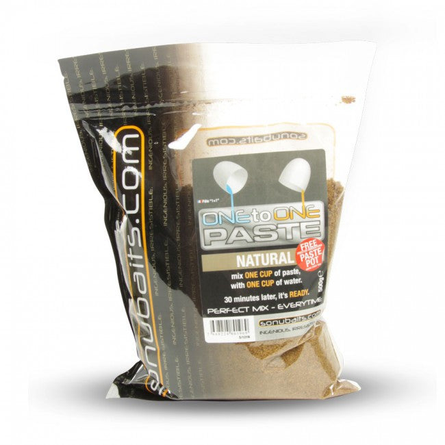 Sonubaits - One to one paste Natural