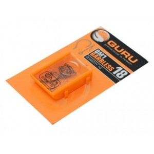 Guru - QM1 barbless size 12