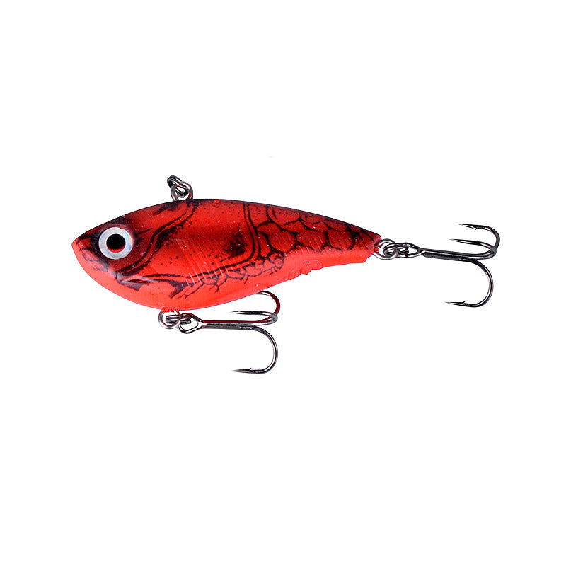 3D Fat Vibes 66 - Red Crayfish (6.6cm - 20gr)