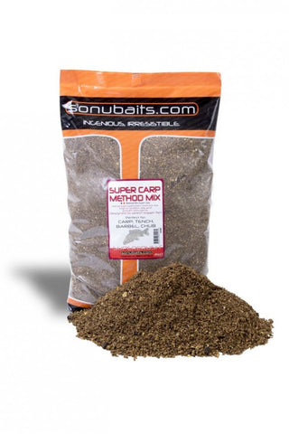 Sonubaits - Super Carp Method Mix groundbait