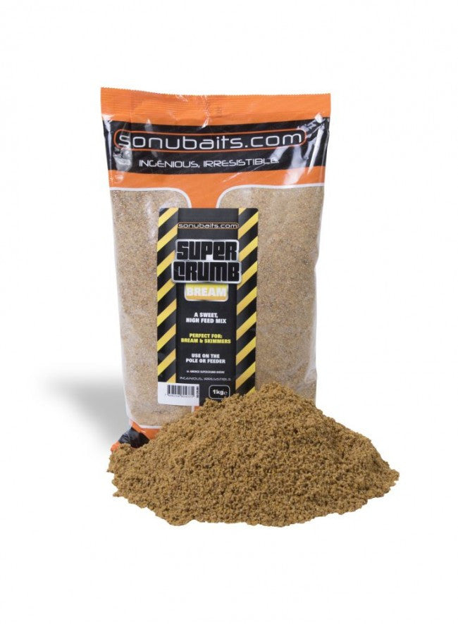 Sonubaits - Supercrumb Bream groundbait