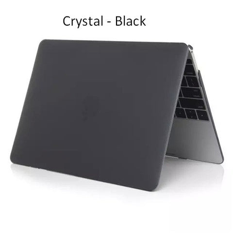 Crystal/Matte case cover for Apple
